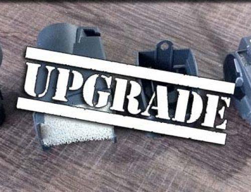 Eheim Skim350 upgrade